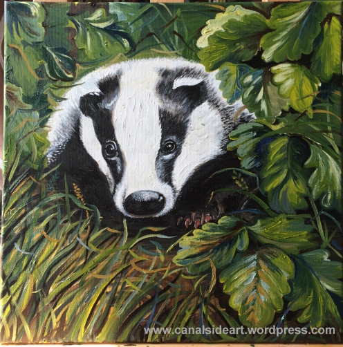 Badger for web