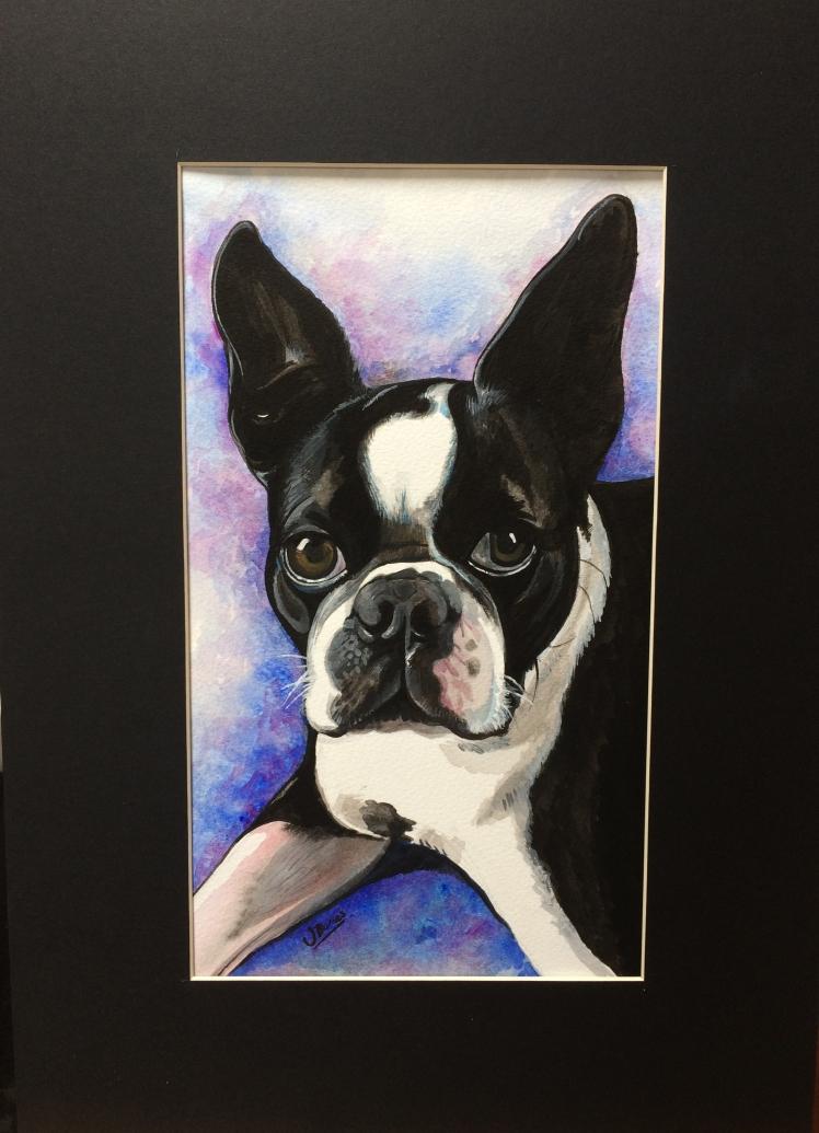 Bosco Painting