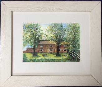 Framed Lock Cottages